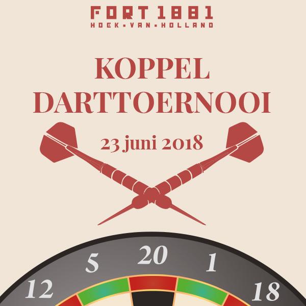Dart Toernooi 23 juni